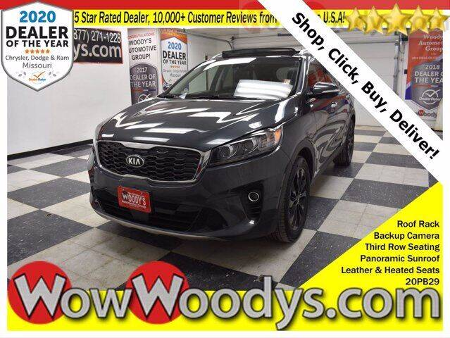 2020 Kia Sorento for sale at WOODY'S AUTOMOTIVE GROUP in Chillicothe MO