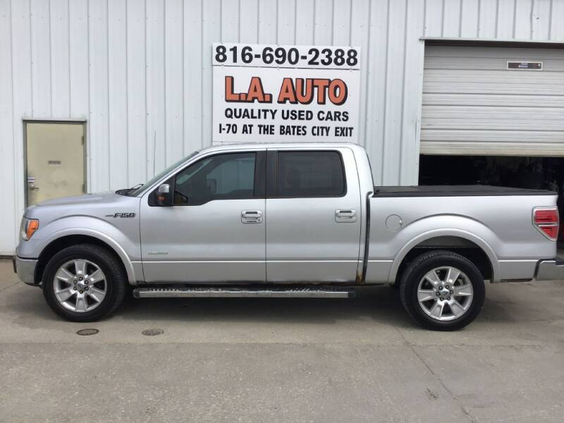 2011 Ford F-150 for sale at LA AUTO in Bates City MO