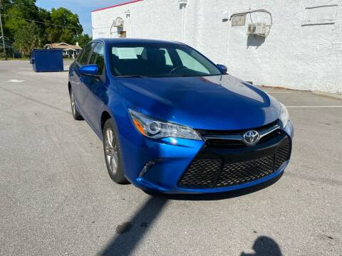 2017 Toyota Camry for sale at Consumer Auto Credit in Tampa FL