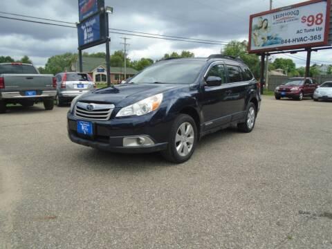2012 Subaru Outback for sale at Michigan Auto Sales in Kalamazoo MI