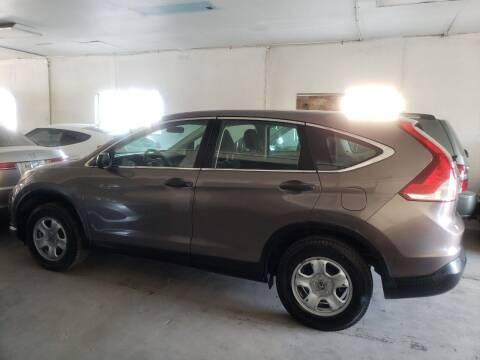 2014 Honda CR-V for sale at Best Royal Car Sales in Dallas TX