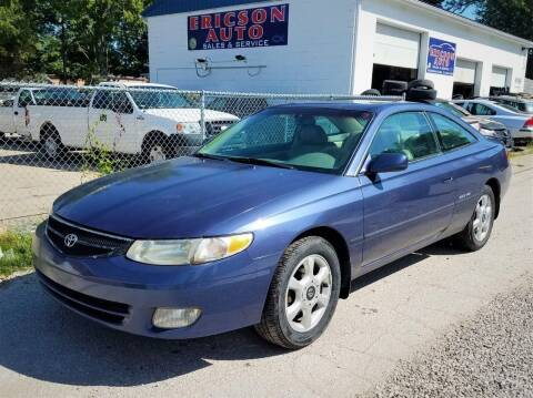 1999 Toyota Camry Solara for sale at Ericson Auto in Ankeny IA
