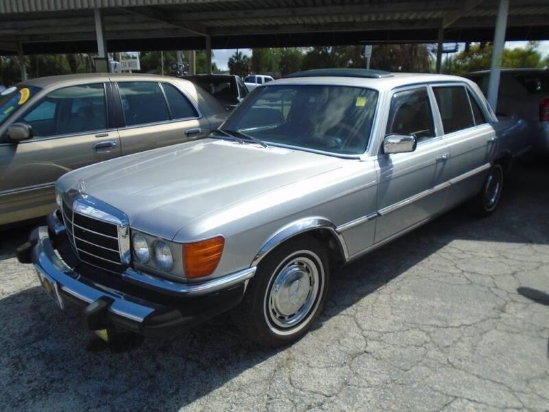 1976 Mercedes-Benz 450-Class for sale at New Gen Motors in Bartow FL