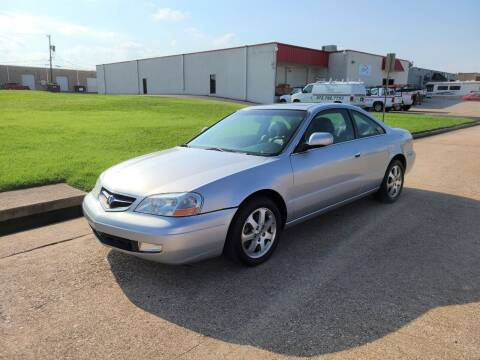 2001 Acura CL for sale at Image Auto Sales in Dallas TX