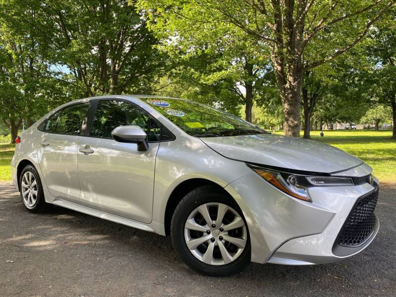 2020 Toyota Corolla for sale at Prime Cars Auto Sales in Saugus MA