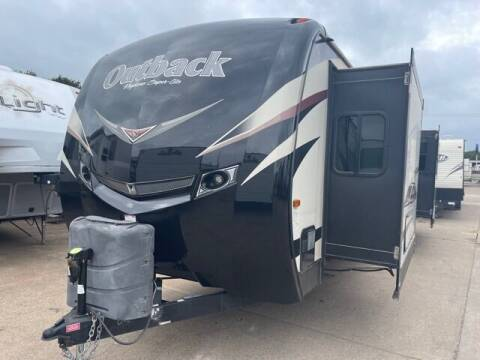 2016 Keystone Outback 326RL for sale at Buy Here Pay Here RV in Burleson TX