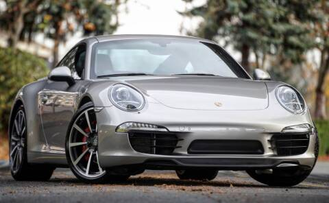 2012 Porsche 911 for sale at MS Motors in Portland OR