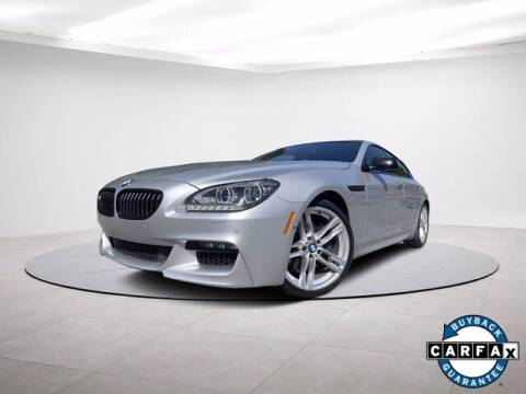 2014 BMW 6 Series for sale at Carma Auto Group in Duluth GA