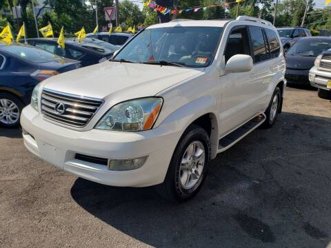 2007 Lexus GX 470 for sale at G&K Consulting Corp in Fair Lawn NJ