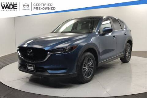 2017 Mazda CX-5 for sale at Stephen Wade Pre-Owned Supercenter in Saint George UT
