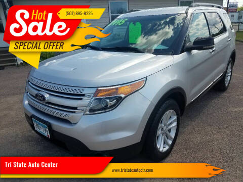 2013 Ford Explorer for sale at Tri State Auto Center in La Crescent MN
