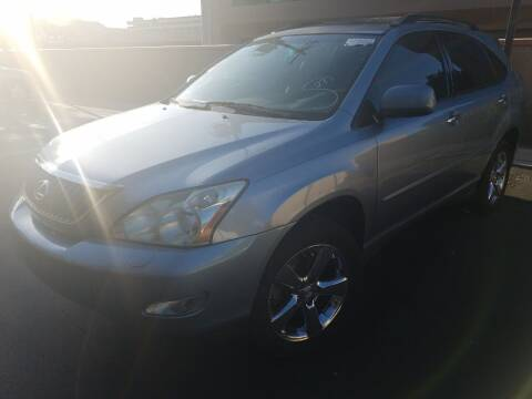 2008 Lexus RX 350 for sale at Trini-D Auto Sales Center in San Diego CA