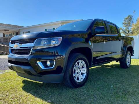 2016 Chevrolet Colorado for sale at Real Deals of Florence, LLC in Effingham SC