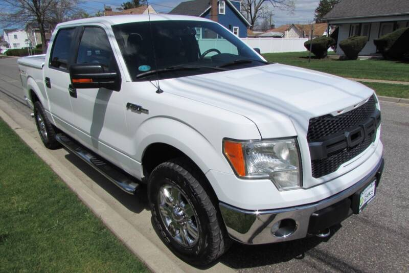 2012 Ford F-150 for sale at First Choice Automobile in Uniondale NY