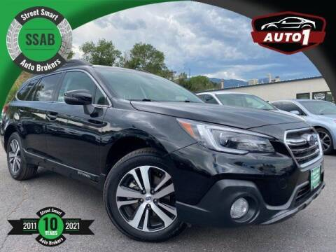 2019 Subaru Outback for sale at Street Smart Auto Brokers in Colorado Springs CO