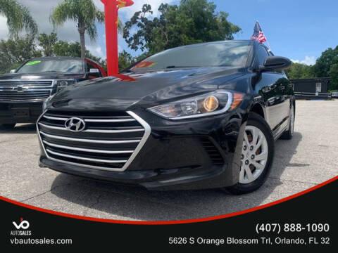 2014 Hyundai Sonata for sale at V & B Auto Sales in Orlando FL
