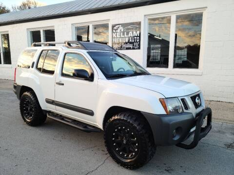 2014 Nissan Xterra for sale at Kellam Premium Auto Sales & Detailing LLC in Loudon TN