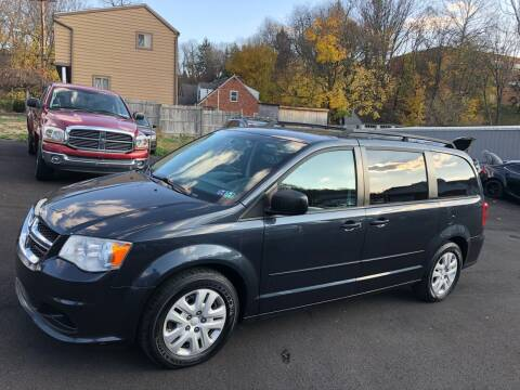 2013 Dodge Grand Caravan for sale at Fellini Auto Sales & Service LLC in Pittsburgh PA