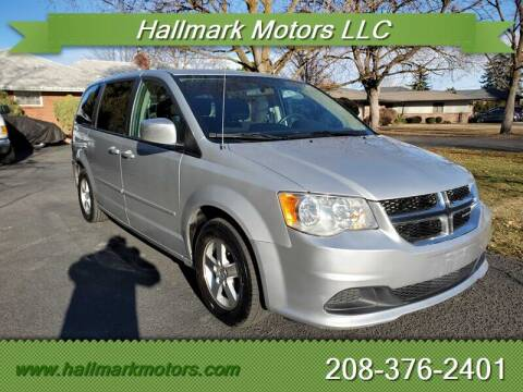 2011 Dodge Grand Caravan for sale at HALLMARK MOTORS LLC in Boise ID