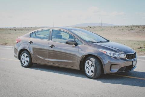 2017 Kia Forte for sale at Northwest Premier Auto Sales in West Richland And Kennewick WA