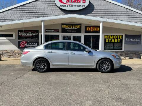 2009 Honda Accord for sale at Stans Auto Sales in Wayland MI