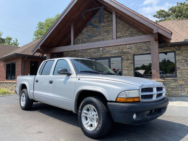 2003 Dodge Dakota for sale at Auto Solutions in Maryville TN