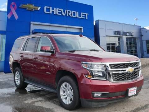 2020 Chevrolet Tahoe for sale at Bellavia Motors Chevrolet Buick in East Rutherford NJ