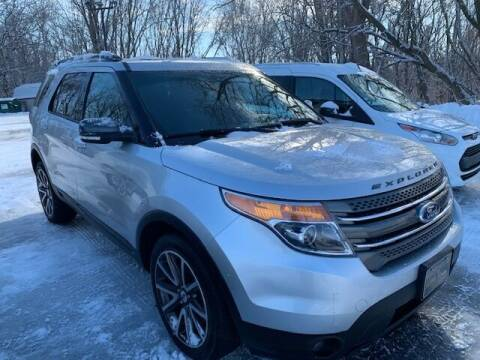 2015 Ford Explorer for sale at Lighthouse Auto Sales in Holland MI