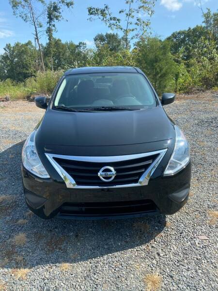2016 Nissan Versa for sale at Richards's Auto Sales & Salvage in Denton NC