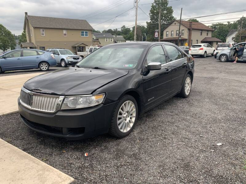 2006 Lincoln Zephyr for sale at VINNY AUTO SALE in Duryea PA