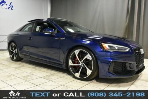 2018 Audi RS 5 for sale at AUTO HOLDING in Hillside NJ