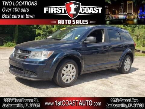 2013 Dodge Journey for sale at 1st Coast Auto -Cassat Avenue in Jacksonville FL