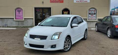 2007 Nissan Sentra for sale at BAC Motors in Weslaco TX