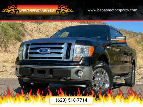 2009 Ford F-150 for sale at Baba's Motorsports, LLC in Phoenix AZ