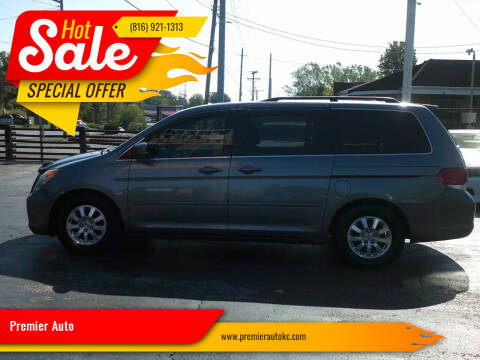 2009 Honda Odyssey for sale at Premier Auto in Independence MO
