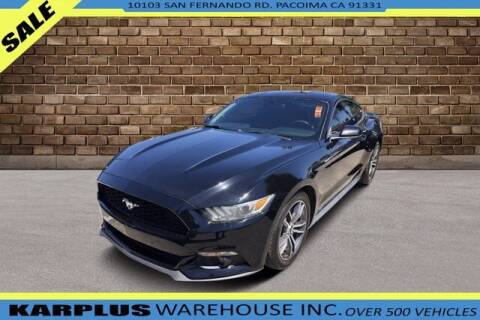 2016 Ford Mustang for sale at Karplus Warehouse in Pacoima CA