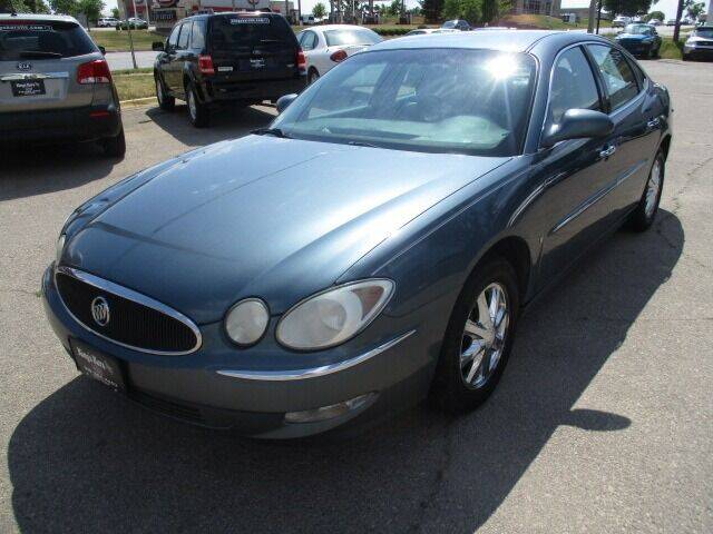 2006 Buick LaCrosse for sale at King's Kars in Marion IA
