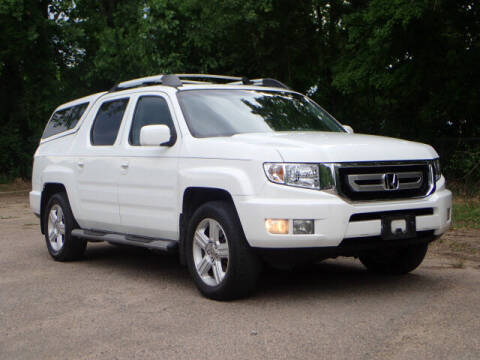 2011 Honda Ridgeline for sale at The Auto Depot in Raleigh NC