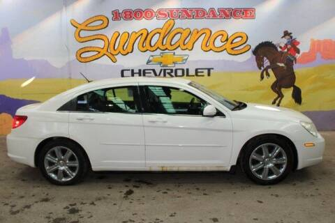 2010 Chrysler Sebring for sale at Sundance Chevrolet in Grand Ledge MI