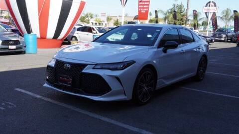 2020 Toyota Avalon for sale at Choice Motors in Merced CA