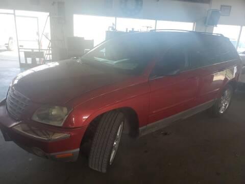 2005 Chrysler Pacifica for sale at PYRAMID MOTORS - Pueblo Lot in Pueblo CO