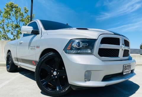 2013 RAM Ram Pickup 1500 for sale at Bay Cars R Us in San Jose CA