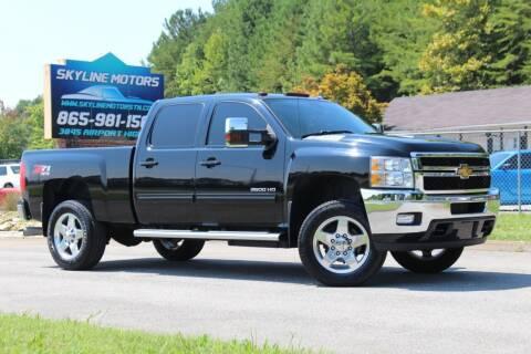 2014 Chevrolet Silverado 2500HD for sale at Skyline Motors in Louisville TN