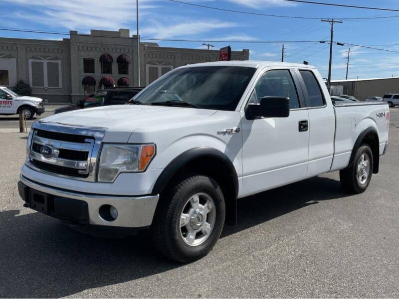 2013 Ford F-150 for sale at Kessler Auto Brokers in Billings MT