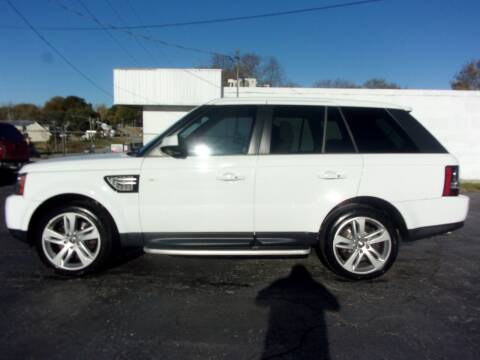 2013 Land Rover Range Rover Sport for sale at Premier Auto in Independence MO