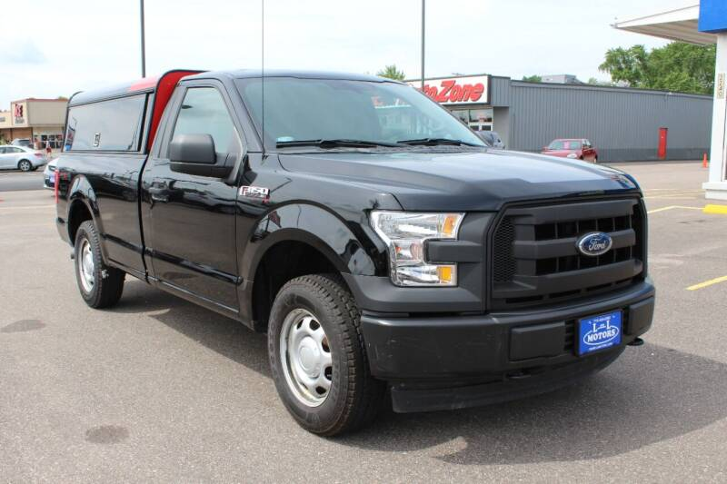 2017 Ford F-150 for sale at L & L MOTORS LLC - REGULAR INVENTORY in Wisconsin Rapids WI