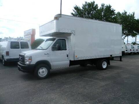 2016 Ford E-Series Chassis for sale at Longwood Truck Center Inc in Sanford FL
