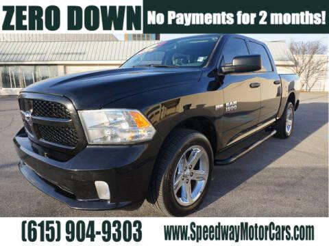 2014 RAM Ram Pickup 1500 for sale at Speedway Motors in Murfreesboro TN