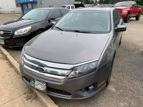 2010 Ford Fusion for sale at BEAR CREEK AUTO SALES in Rochester MN