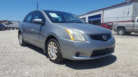 2010 Nissan Sentra for sale at Al's Motors Auto Sales LLC in San Antonio TX